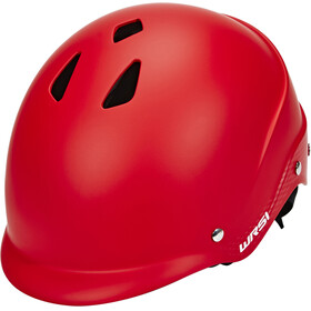 NRS WRSI Current Helmet red